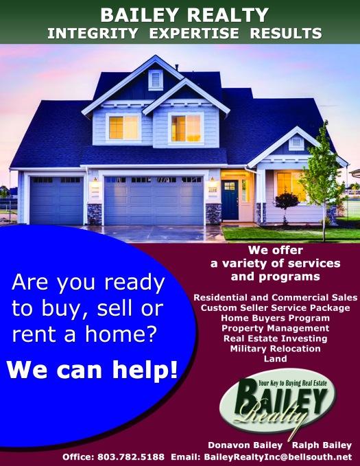 Bailey Realty Flyer