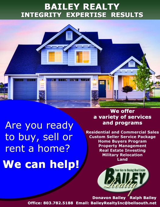 Bailey Realty Flyer