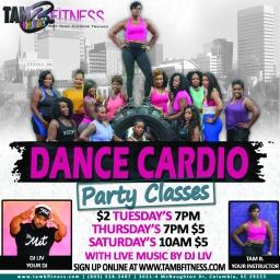 Dance Cardio Classes